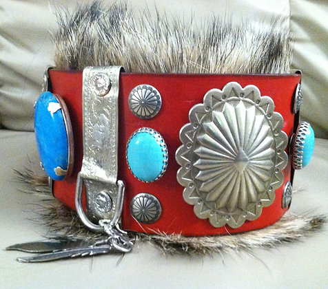 The Cheyenne Collar by Dog-ma Collars