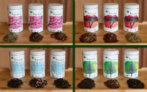 Seasonal Tea Tin Collection