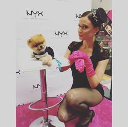 Bella's Dolls are animal lovers!