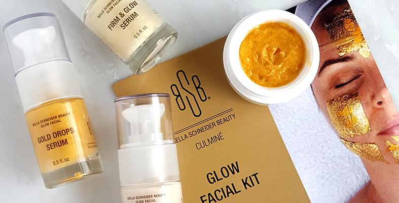 BSB CULMINÉ® Glow Facial Kit