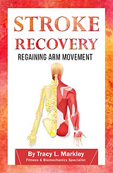 Regaining Arm Movement Book cover 1 page