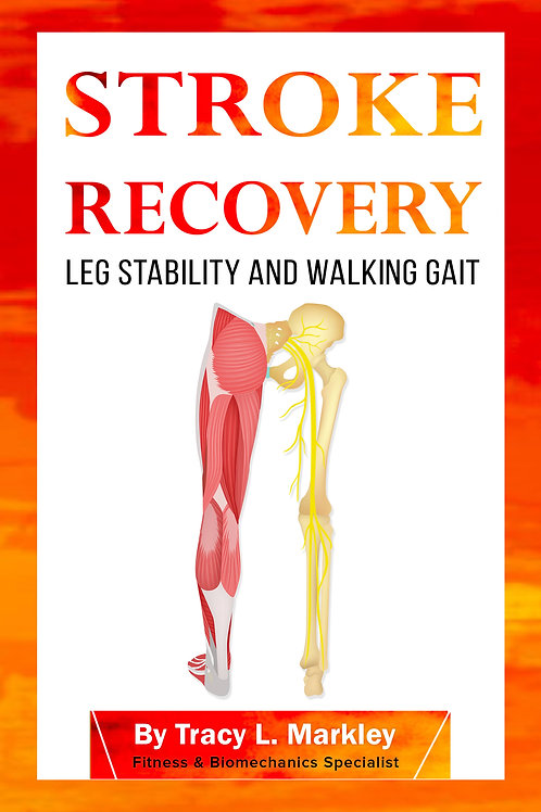 Stroke Recovery Leg Stability and Walking Gait Book