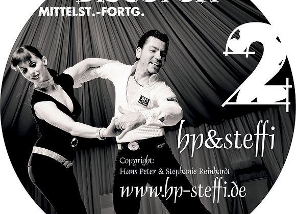 Discofox Mittelst.-Fortgeschr. Volume 02