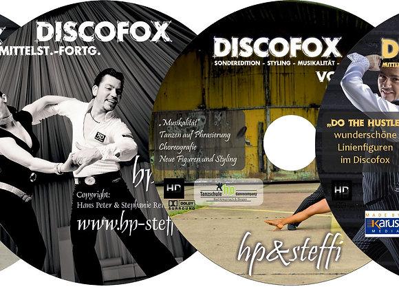 copy of Discofox Bundle 1,2,3,4
