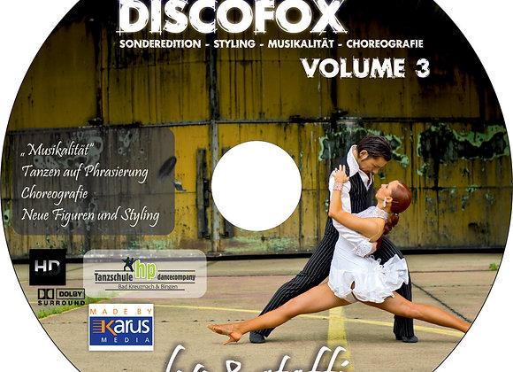 Discofox Mittelst.-Fortgeschr. Volume 03