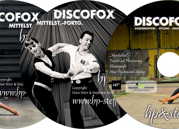Discofox Bundle 1,2,3