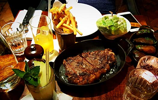 Hawksmoor's Steaks - London