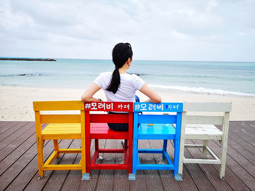 Abalone Feast, Woljeongri Beach & Seongsan Ilchulbong - Jeju