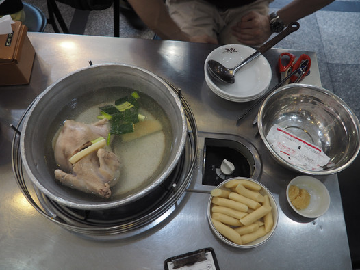 Chicken and Dessert - Seoul 사랑해 -