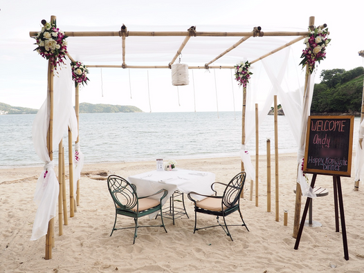 Beachfront Dining- Phuket