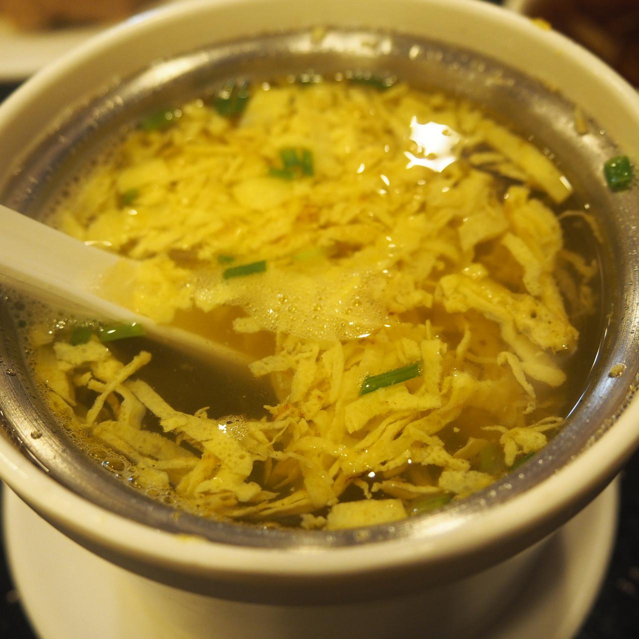 Shredded Egg Soup