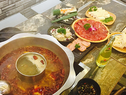 Authentic Chongqing Hotpot - Hong Kong