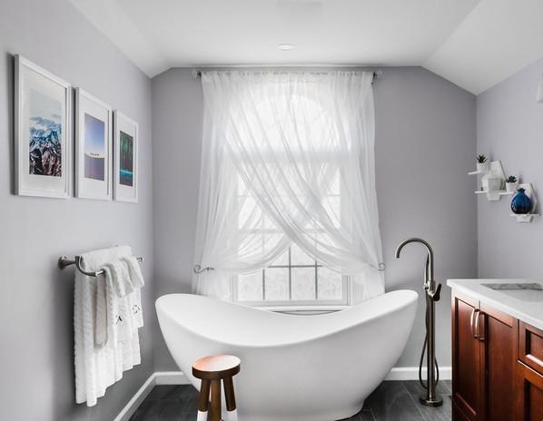 romantic owner's bath