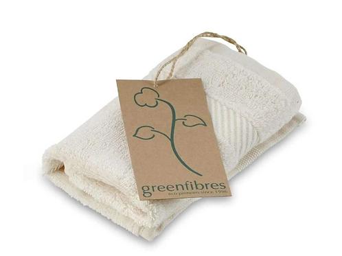 Organic Cotton Wash Cloth
