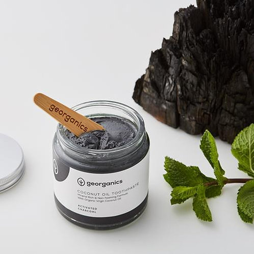 Active Charcoal Toothpaste 60ml