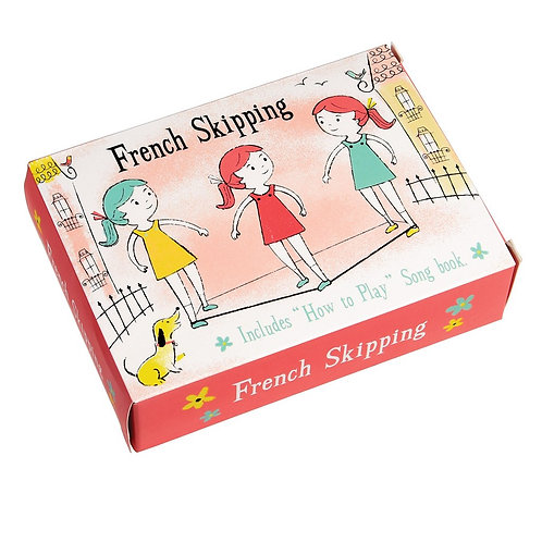 SALE French Skipping Set