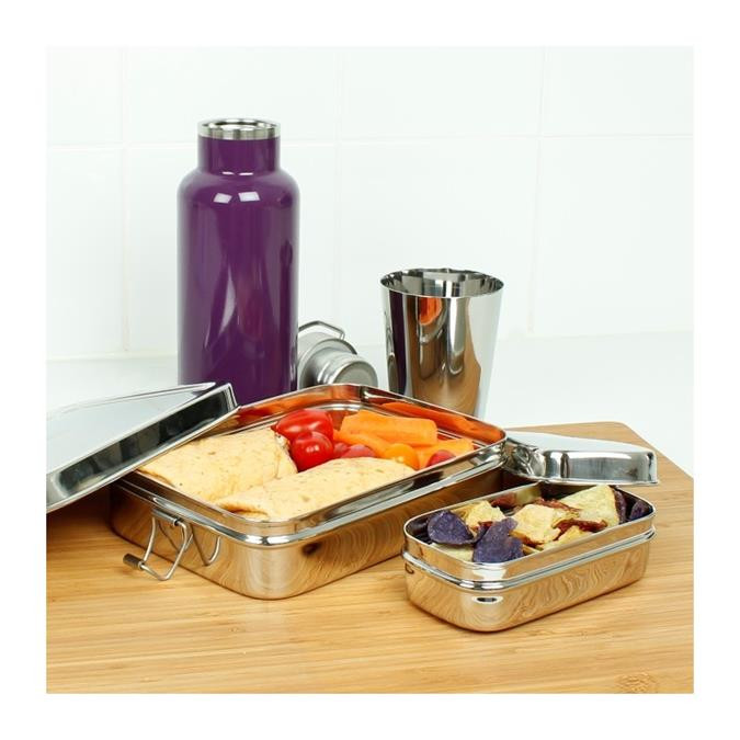 Lunchbox Stainless Steel