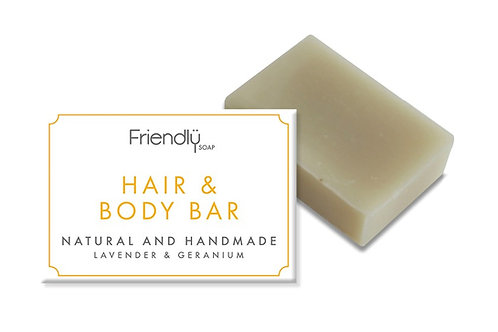 Travel Hair & Body Bar