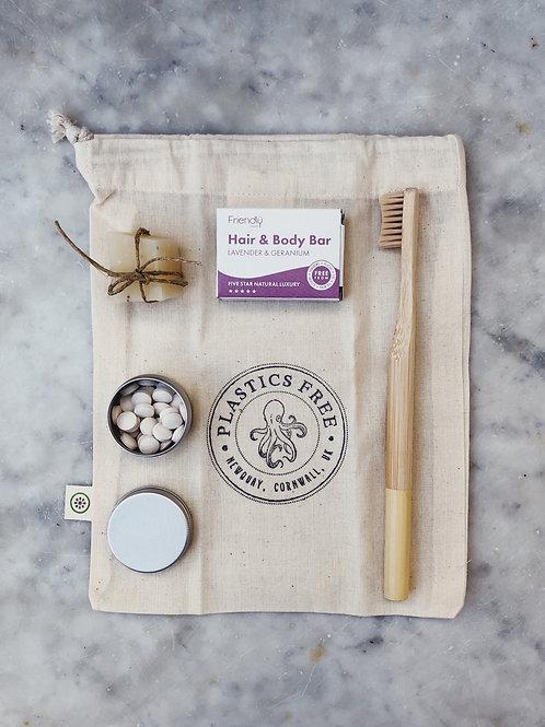 Zero Waste Starter Essentials