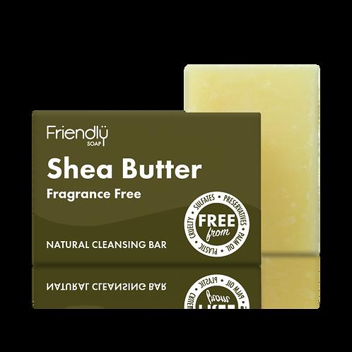 Shea Butter Face Cleansing Bar