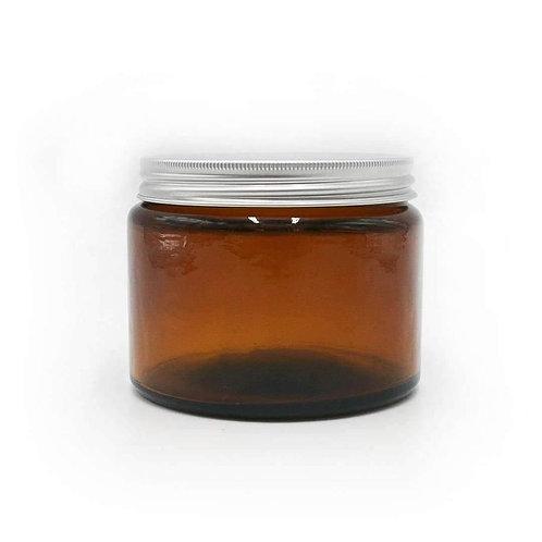SALE 500ml Amber Glass Jar