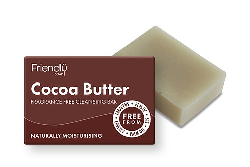 Cocoa Butter Face Cleansing Bar