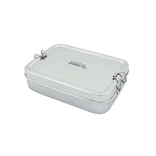 One Tier Steel Lunchbox 700ml