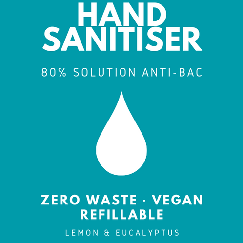 500ml Hand Sanitiser REFILL