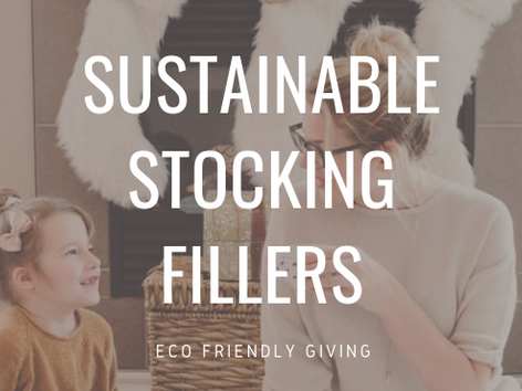 Sustainable Stocking Fillers