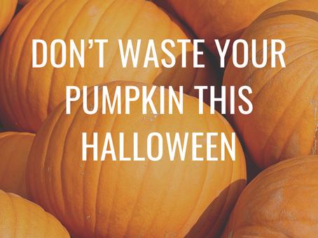 Don't Waste Your Pumpkin - Make Soup!