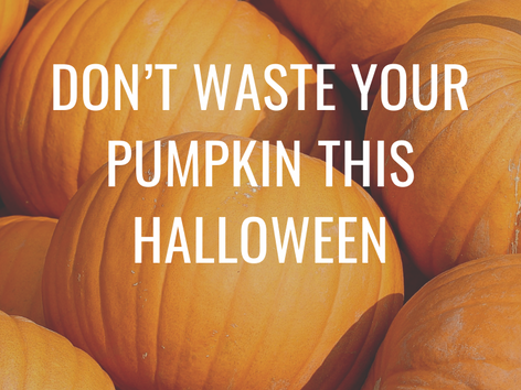 Don't Waste Your Pumpkin - Make Soup!