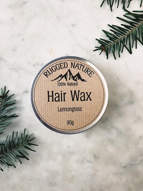 Lemongrass Hair Wax