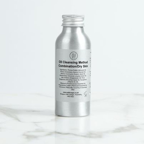 Cleansing Oil for Dry or Oily Skin 100ml
