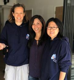 Carola, Lynnette & Irene