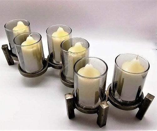 """Teelichthalter """" Wishes """""""