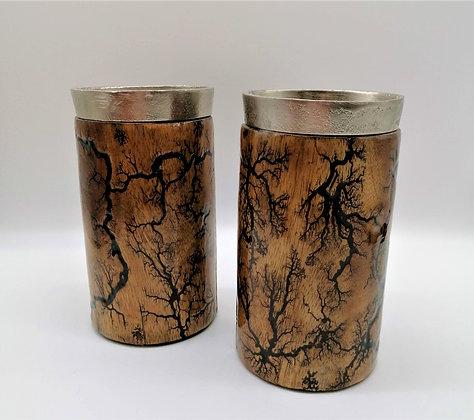 """Kerzenständer """" Roots """""""