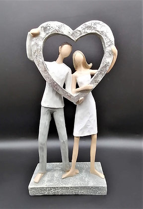 "Skulptur "" Love """