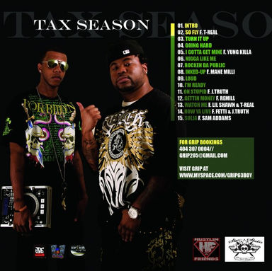 Big Gip - Tax Season (Hosted By: DJ J.Dough)