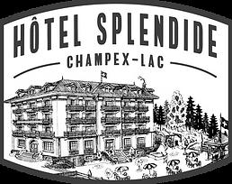 Splendide Logo Hôtel Valais familiale