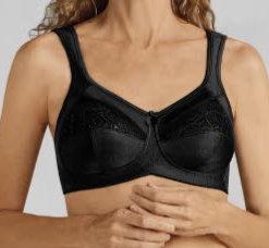 Soutien gorge pour prothèses mammaires Isadora Noir du 85 B au 100 G