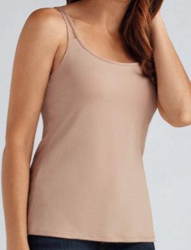 Top Valletta pour prothèse mammaire Peau