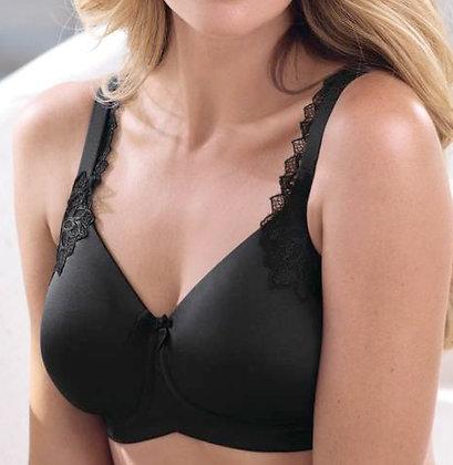 Soutien gorge pour prothèses mammaires Stella Noir