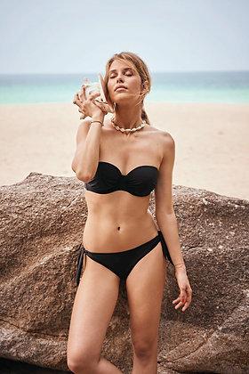 Bas de bikini Myra NOIR  8712