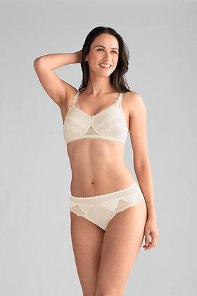 Soutien gorge pour prothèses mammaires Aurélie Ecru du 85 A au 105 F