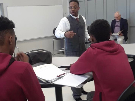 ''What Fuels My Hope?'' Tuesday's Z-Factor Session Topic at Deshler High School Grasped the Atten...