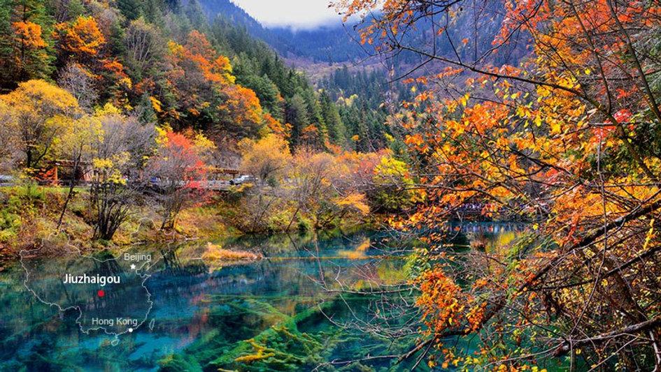 Jiuzhaigou, sichuan, chine.jpg