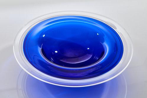Medium Sari Blue Incalmo Bowl