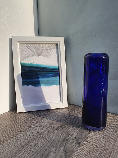 Sari Single Vase
