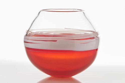 Cherry Red Incalmo Bowl