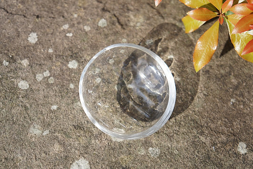 Large Clear Jewellery Dishes